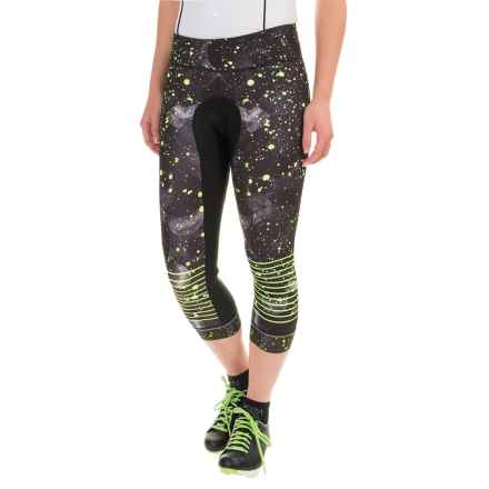 Shebeest Brave Cycling Knickers (For Women) in Galactic Spry - Closeouts
