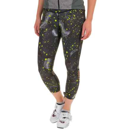 Shebeest Indie Cycling Knickers (For Women) in Galactic Spry - Closeouts