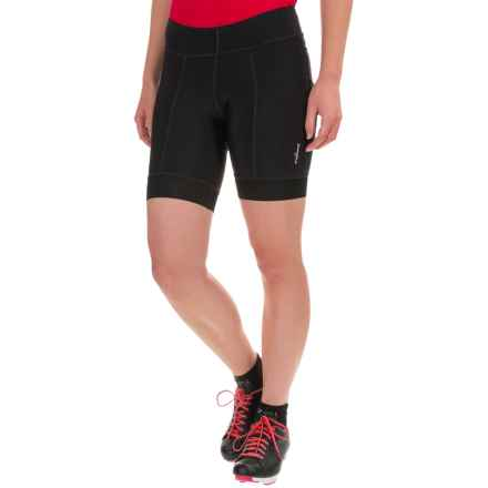 Shebeest S Pro Cycling Shorts - Compression Fit (For Women) in Black - Closeouts