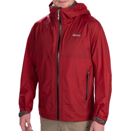 photo: Sherpa Adventure Gear Men's Asaar 2.5 Layer Jacket