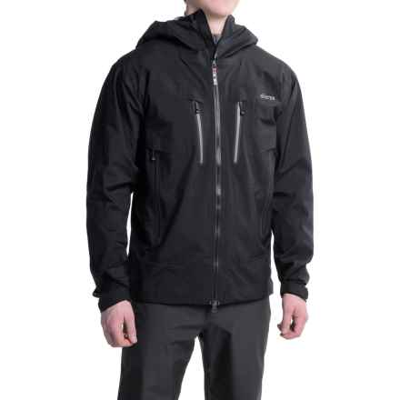 Sherpa Adventure Gear Lakpa Rita Jacket - Waterproof (For Men) in Black/Monsoon Grey - Closeouts