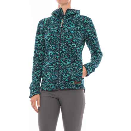 Sherpa Adventure Gear Namla Hoodie - Full Zip (For Women) in Rathee - Closeouts