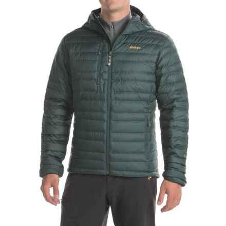 Sherpa Adventure Gear Nangpala Hooded Jacket - 650 Fill Power (For Men) in Taal/Ason Brass - Closeouts