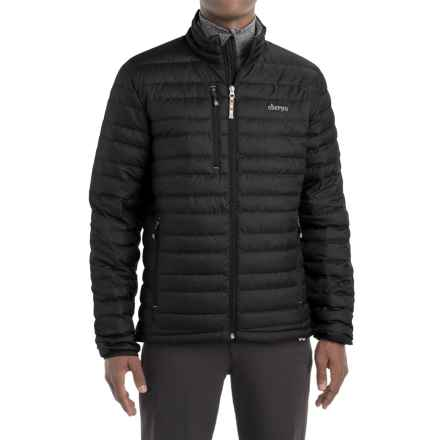 Sherpa Adventure Gear Nangpala Jacket - Insulated (For Men) in Black/Monsoon Grey - Closeouts