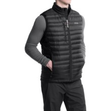 Sherpa Adventure Gear Nangpala PrimaLoft® Vest - Insulated (For Men) in Black/Monsoon Grey - Closeouts