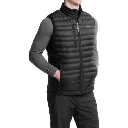 Sherpa Adventure Gear Nangpala PrimaLoft® Vest - Insulated (For Men) in Black/Monsoon Grey - Closeouts