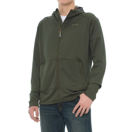 Sherpa Adventure Gear Sikkim Hoodie (For Men) in Juniper