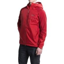 Sherpa Adventure Gear Thame Hybrid Jacket - Waterproof (For Men) in Lama Red - Closeouts