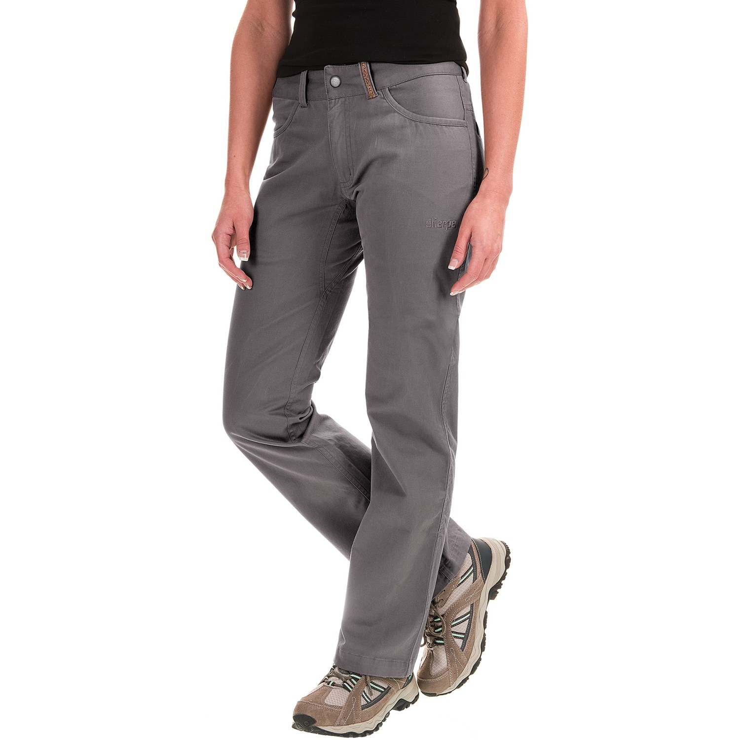 Sherpa Bhima Fitted Pants (For Women) - Save 64%