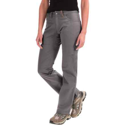 Sherpa Bhima Fitted Pants (For Women) in Kharani - Closeouts