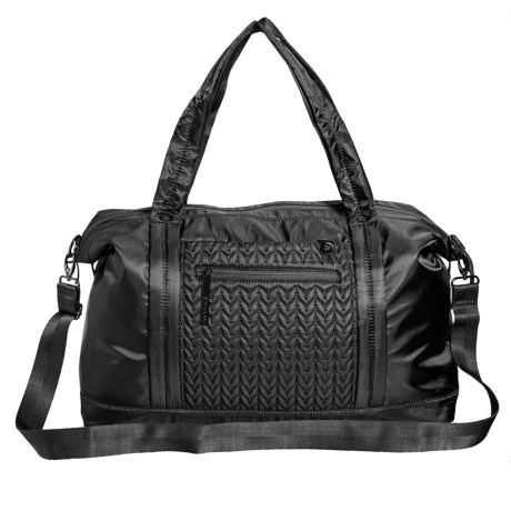 Sherpani Addison Duffel Bag (For Women) in Black