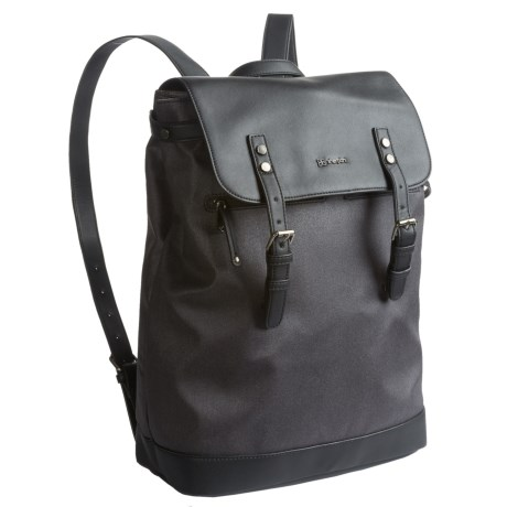 Sherpani Alpine Concept Fixx Backpack - Laptop Sleeve (For Women) in Black