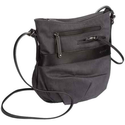 Sherpani Alpine Concept Oslo Crossbody Bag (For Women) in Black - Closeouts