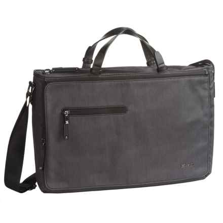 Sherpani Alpine Concept Presta Messenger Bag (For Women) in Black - Closeouts