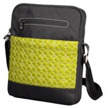 Sherpani App Tablet Shoulder Bag (For Women) in Citronelle - Closeouts