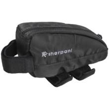 Sherpani Ceili Bike Top Tube Bag (For Women) in Black - Closeouts