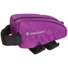 Sherpani Ceili Bike Top Tube Bag (For Women) in Dahlia - Closeouts