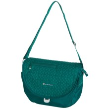 Sherpani Echo Small Messenger Bag (For Women) in Spruce - Closeouts