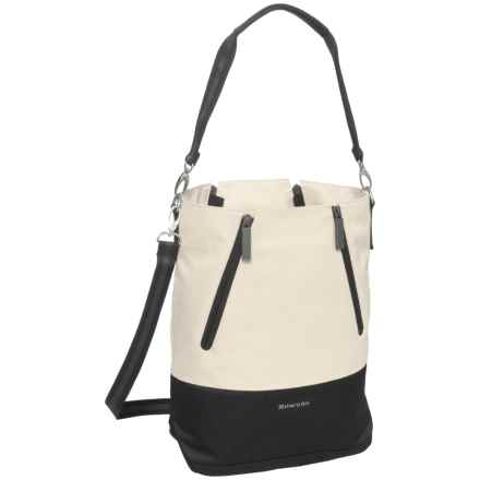 Sherpani Essentials Devyn Bucket Bag (For Women) in Birch - Closeouts