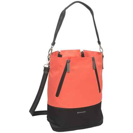 Sherpani Essentials Devyn Bucket Bag (For Women) in Ember - Closeouts