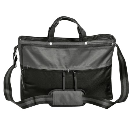 Sherpani Essentials Presta Tech Messenger Bag (For Women) in Ash