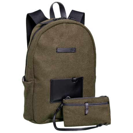Sherpani Ethos Collection Indie Mini Backpack (For Women) in Loden