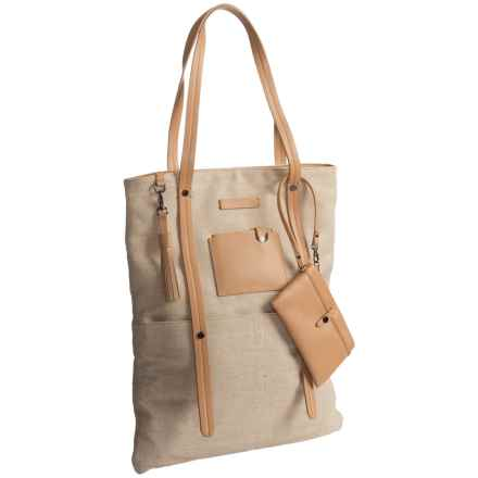 Sherpani Ethos Hadley Tote Bag - Laptop Compatible (For Women) in Vachetta - Closeouts