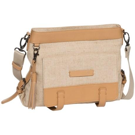 Sherpani Ethos Willow Everyday Crossbody Bag (For Women) in Vachetta