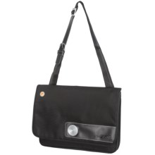 Sherpani Exec Messenger Bag (For Women) in Black - Closeouts
