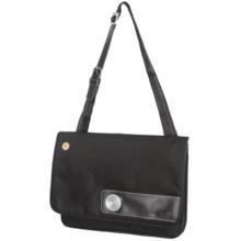 Sherpani Exec Messenger Bag (For Women) in Black - Closeouts