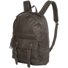 Sherpani Indie Backpack (For Women) in Eco Leather - Closeouts