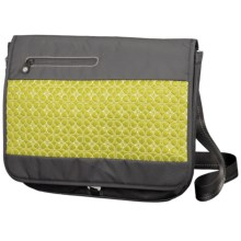Sherpani NYX Laptop Messenger Bag (For Women) in Citronelle - Closeouts
