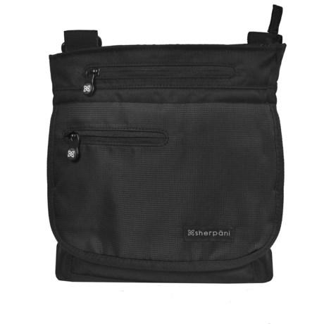 Sherpani Origins Jag RFID Crossbody Bag - Medium (For Women)