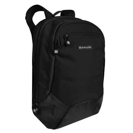 Sherpani Origins Nova Backpack with RFID Pocket (For Women) in Black - Closeouts