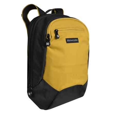 Sherpani Origins Nova Backpack with RFID Pocket (For Women) in Green Tea - Closeouts