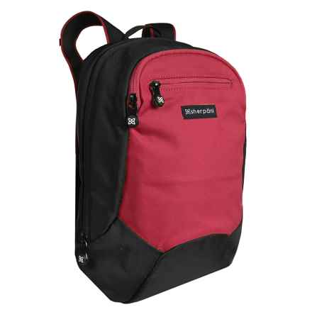 Sherpani Origins Nova Backpack with RFID Pocket (For Women) in Red - Closeouts