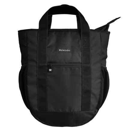 Sherpani Origins Via Tote Bag with RFID Pocket (For Women) in Black - Closeouts