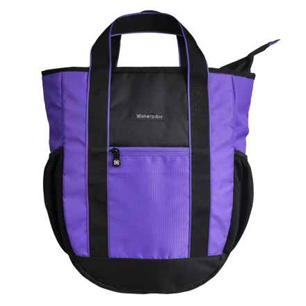 Sherpani Origins Via Tote Bag with RFID Pocket (For Women) in Purple - Closeouts