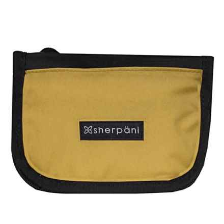 Sherpani Origins Zoe Crossbody Wallet (For Women) in Green Tea - Closeouts