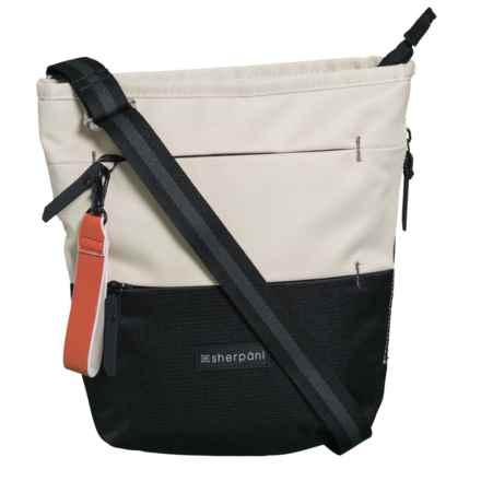 Sherpani Sadie RFID Crossbody Bag (For Women) in Birch - Closeouts