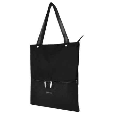 Sherpani Sloan Tote Bag - Laptop Sleeve (For Women) in Raven - Closeouts