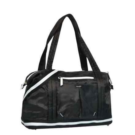 Sherpani Sportcore Madison Duffel Bag (For Women) in Black/White - Closeouts