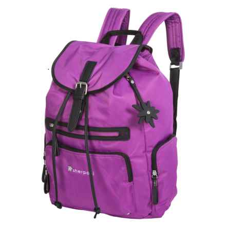 Sherpani Tivoli Backpack (For Women) in Dahlia - Closeouts