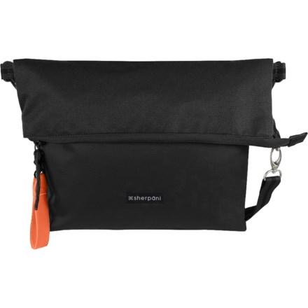 219da67c1567 Sherpani Vale Crossbody Bag (For Women) in Raven - Overstock