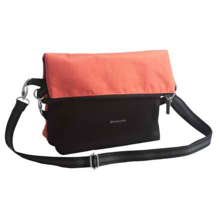 Sherpani Vale Crossbody Bag - Reversible (For Women) in Ember - Closeouts