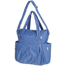 Sherpani Wisdom Tote Bag (For Women) in Cobalt - Closeouts