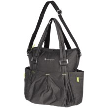 Sherpani Wisdom Tote Bag (For Women) in Heathered Black - Closeouts