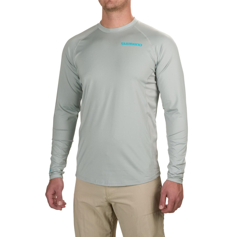 Shimano Castor Tech T-Shirt (For Men and Big Men) - Save 55%
