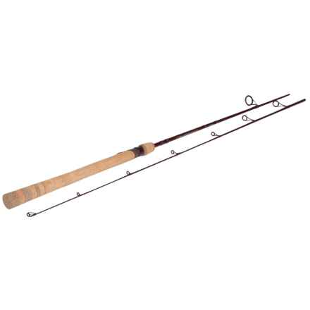 "Shimano Convergence Spinning Rod - 2-Piece, 6'6"", Medium in See Photo - Closeouts"