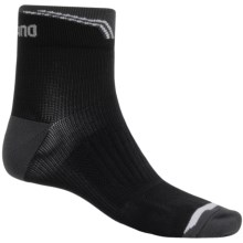 Shimano Cycling Ankle Socks (For Men and Women) in Black - Closeouts